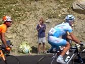 Vive Le Tour on the Croix de Fer.